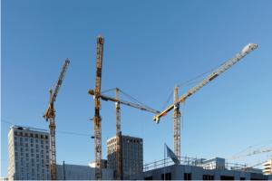 Antalet beviljade bygglov minskar dramatiskt