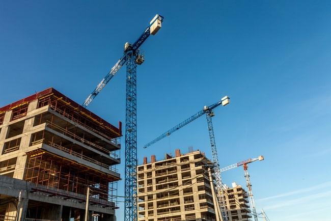 Långa försäljningstider för nyproducerade bostäder