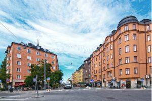 Vasastan har Stockholms högsta kvadratmeterpris