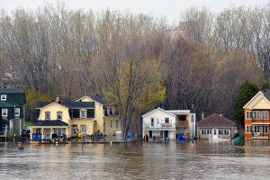 Bostadens värde kan påverkas av klimatet